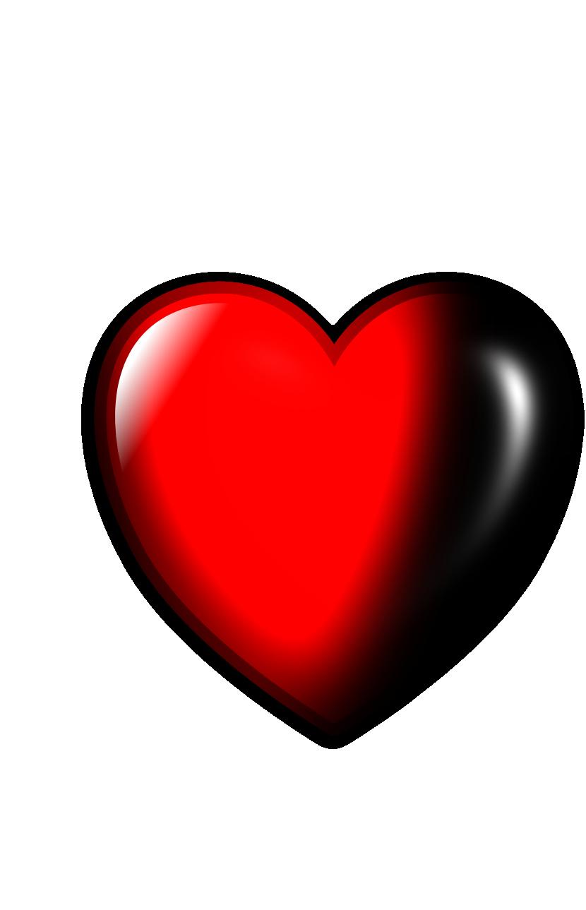 Coeur rouge tube png : kdo pour vous.