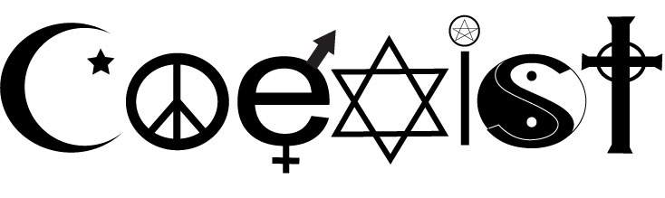 Free Coexist Cliparts, Download Free Clip Art, Free Clip Art on.