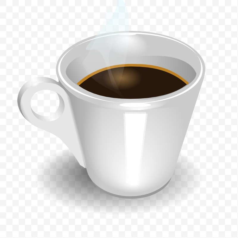 Coffee Cup, Espresso, Cup, PNG, 800x800px, Coffee, Black Drink.