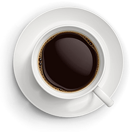 Top Coffee Cup transparent PNG.