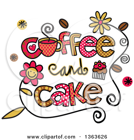 Coffee And Cake Clipart Clipground