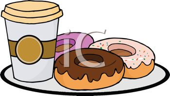 Donut Clipart Free.