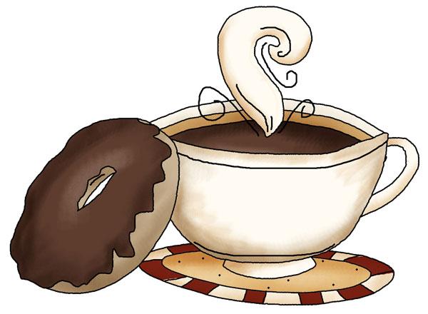Free Coffee Doughnuts Cliparts, Download Free Clip Art, Free Clip.