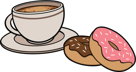 Free Coffee Doughnuts Cliparts, Download Free Clip Art, Free.