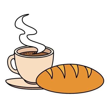 42,609 Coffee Pastry Stock Vector Illustration And Royalty Free.