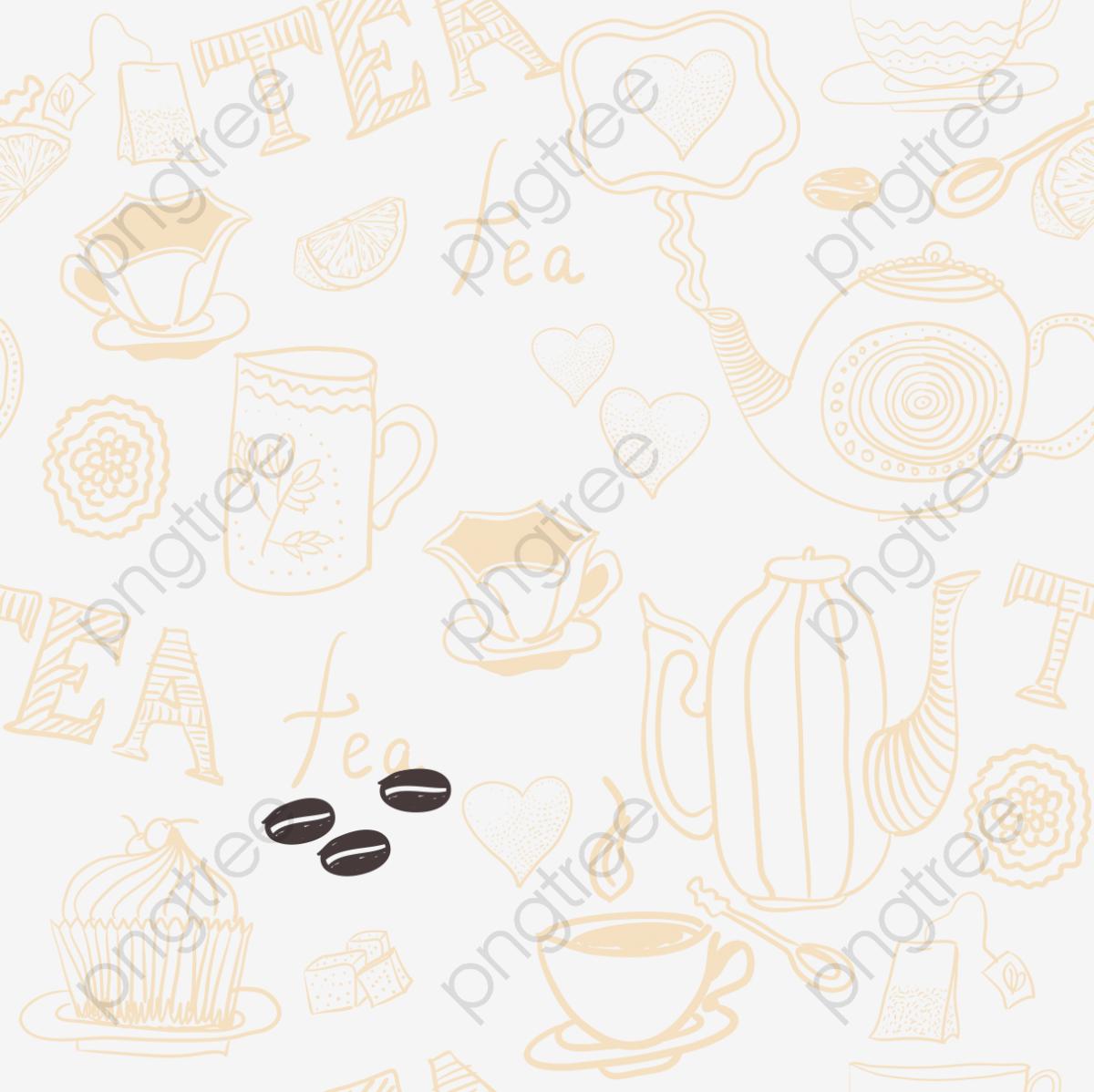 Coffee Coffee Background, Mug, Coffee Machine, Heart PNG and Vector.