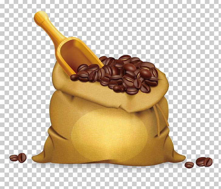 Coffee Bag PNG, Clipart, Beans Vector, Cereal, Coffee.
