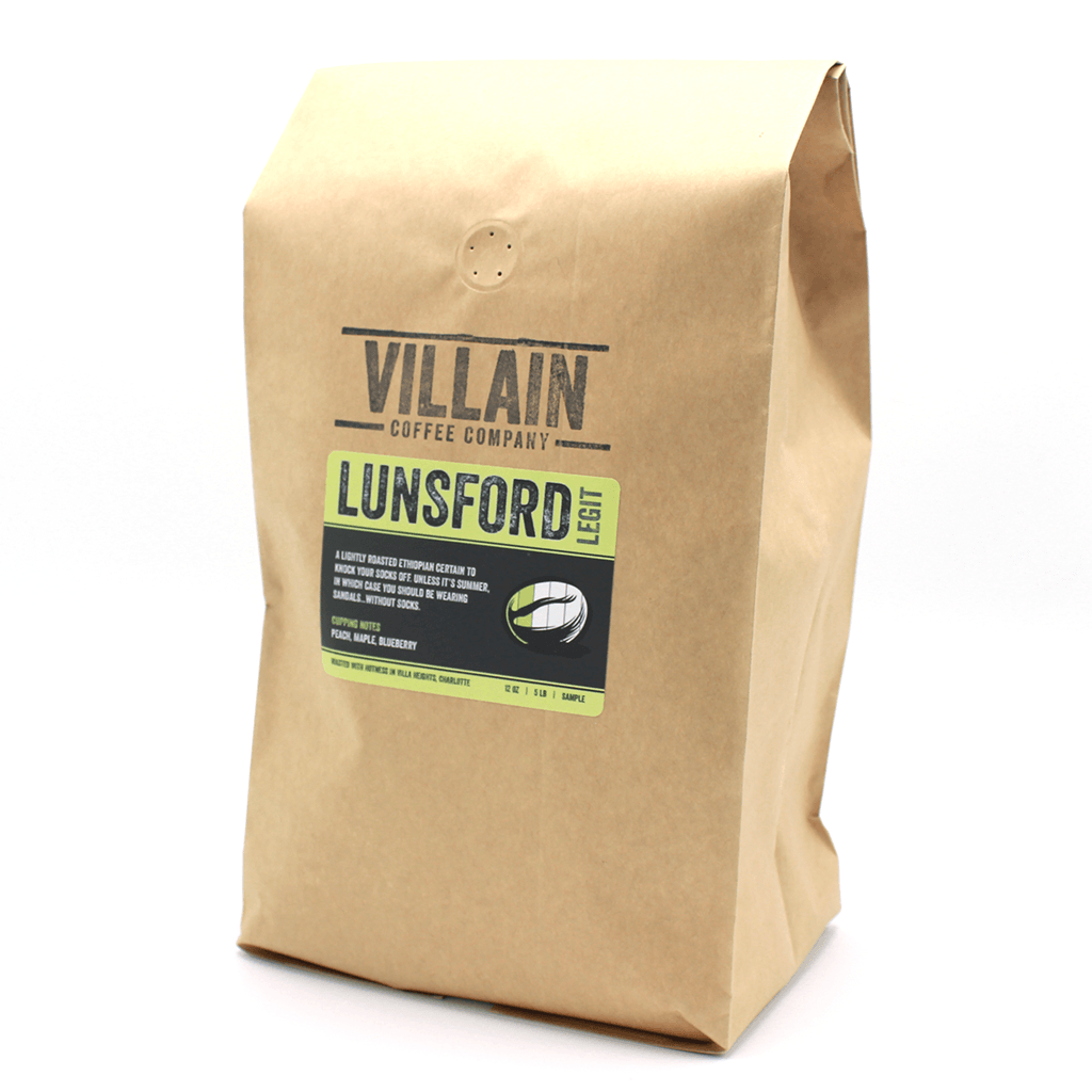 Bulk Coffee Bag.