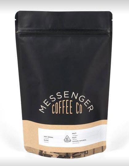 112 Blend Coffee Bag.