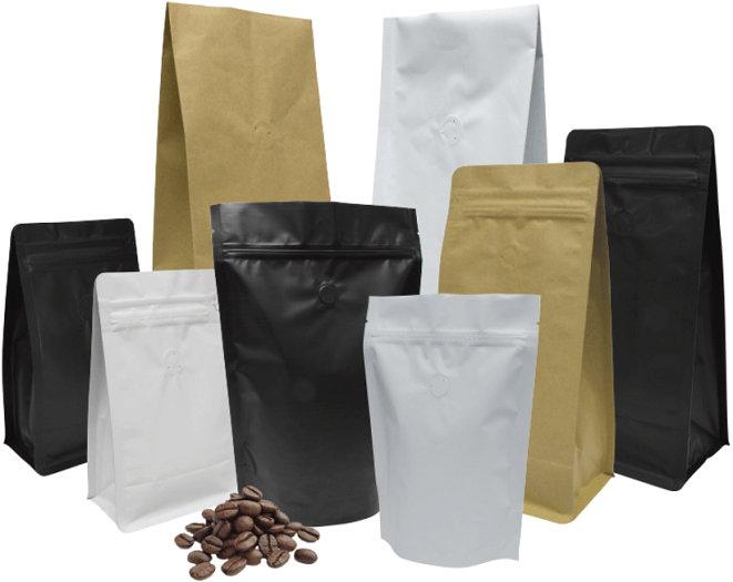 Coffee Bags.