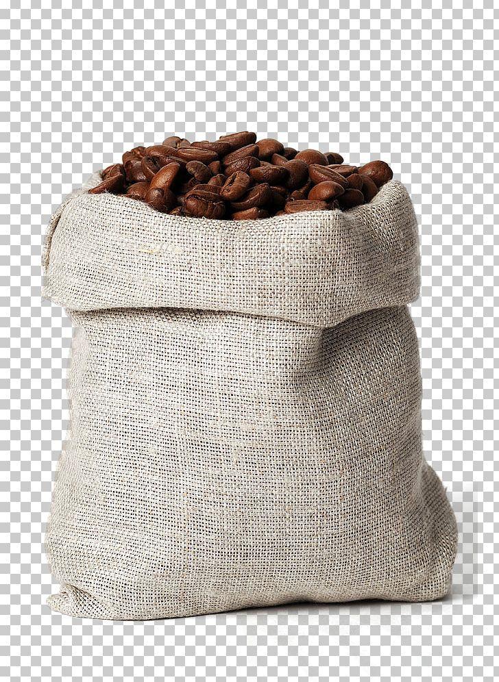 Coffee Bean Gunny Sack Bag Kopi Luwak PNG, Clipart, Bags Of Coffee.