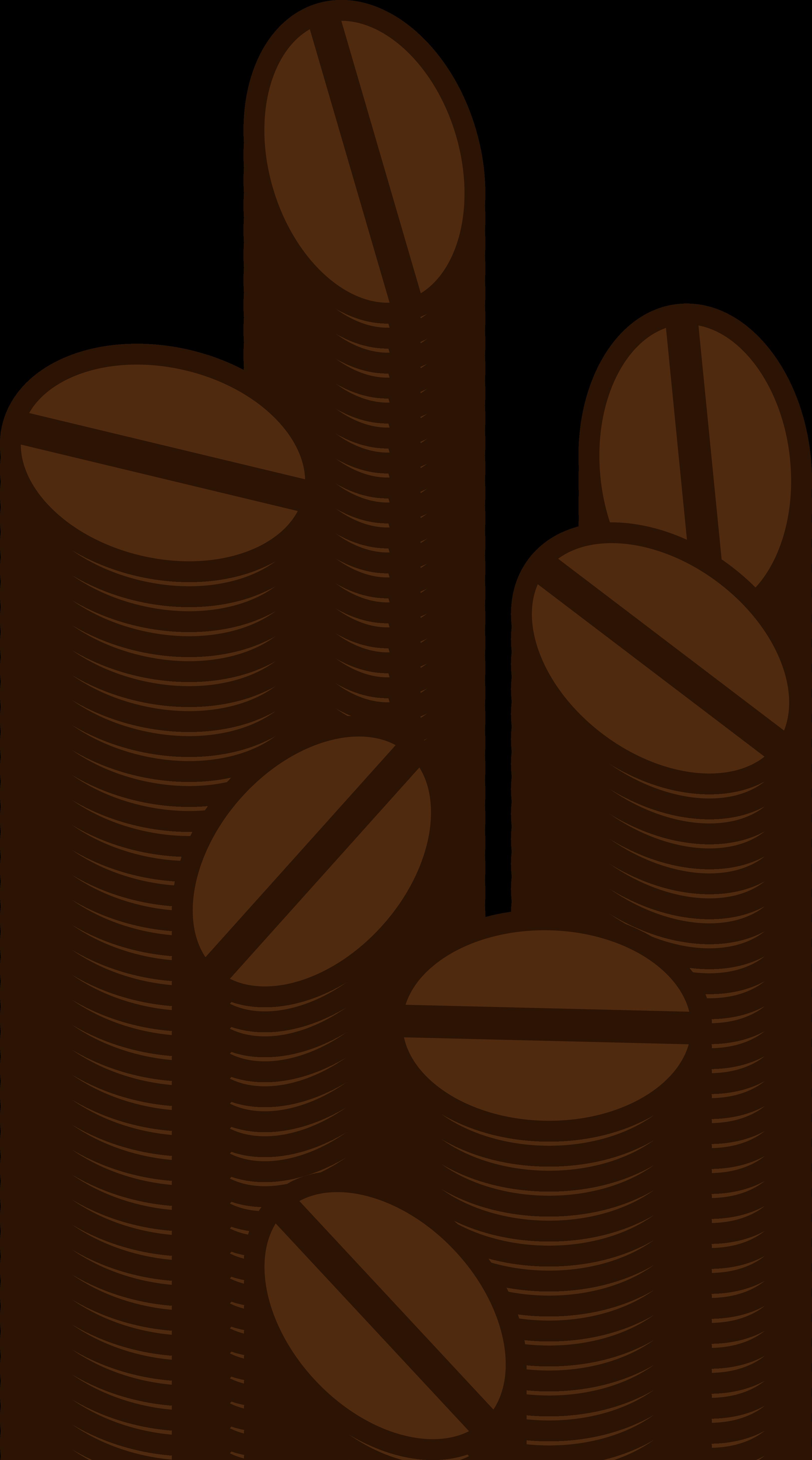 Coffee Bean Clip Art Free.