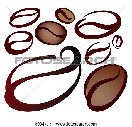 Coffee bean Clipart Illustrations. 15,426 coffee bean clip art.