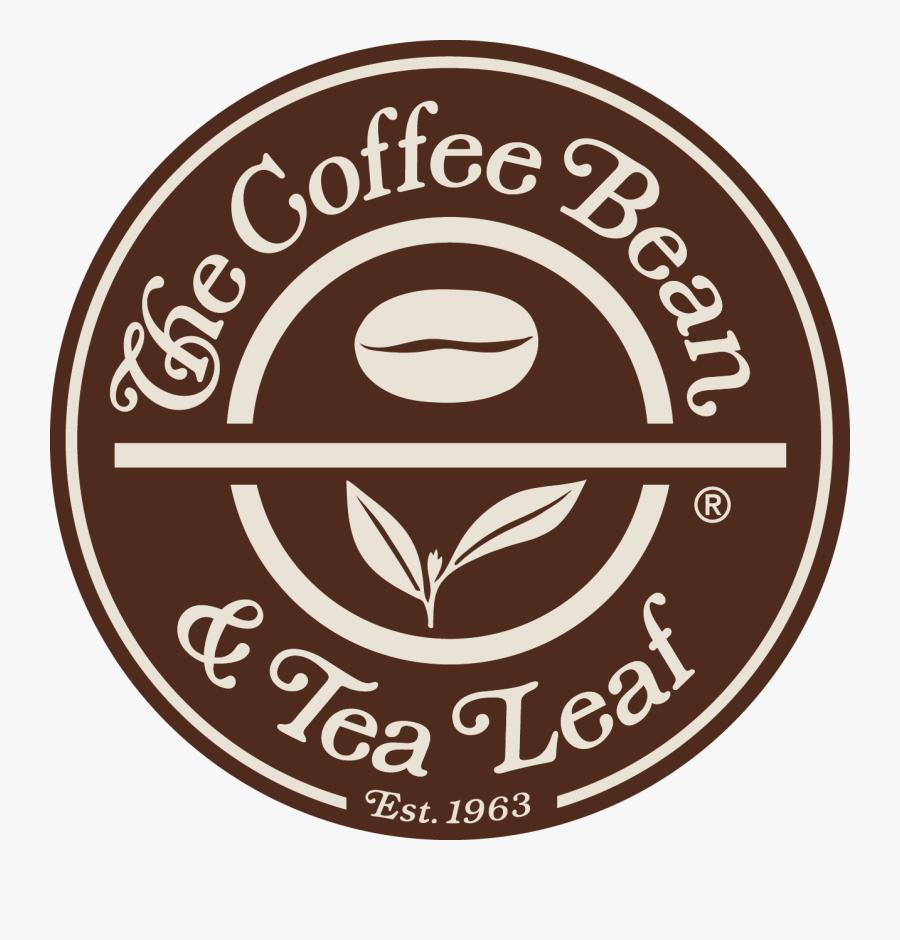 Coffee Bean & Tea Leaf Logo , Free Transparent Clipart.