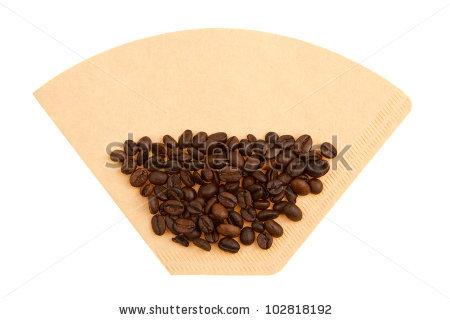 Coffee Filter Stock Photos, Royalty.