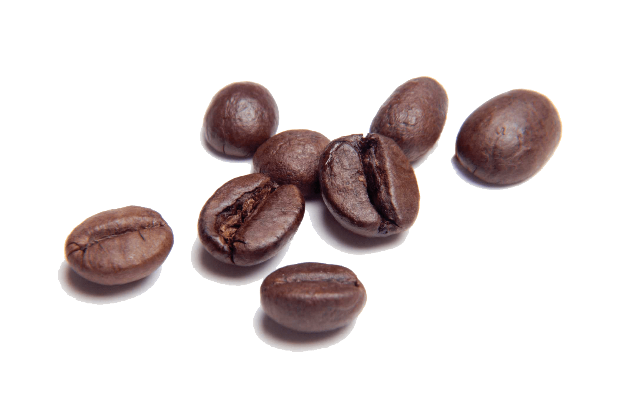 Coffee Beans transparent PNG.