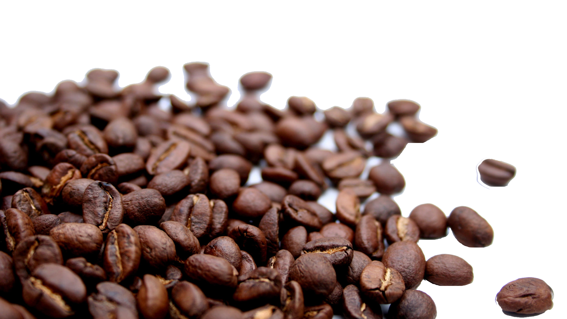 Coffee Beans PNG HD Wallpaper.