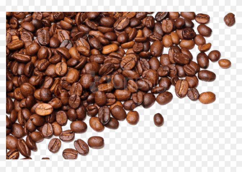 Coffee Beans Transparent Background.