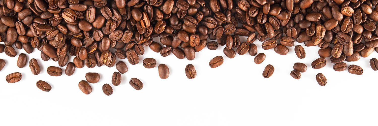 Coffee Beans PNG Transparent Image.