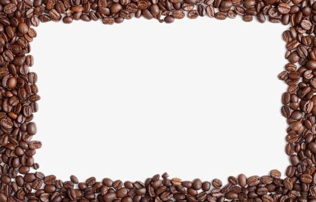 Coffee Beans Border PNG, Clipart, Beans, Beans Clipart, Border.