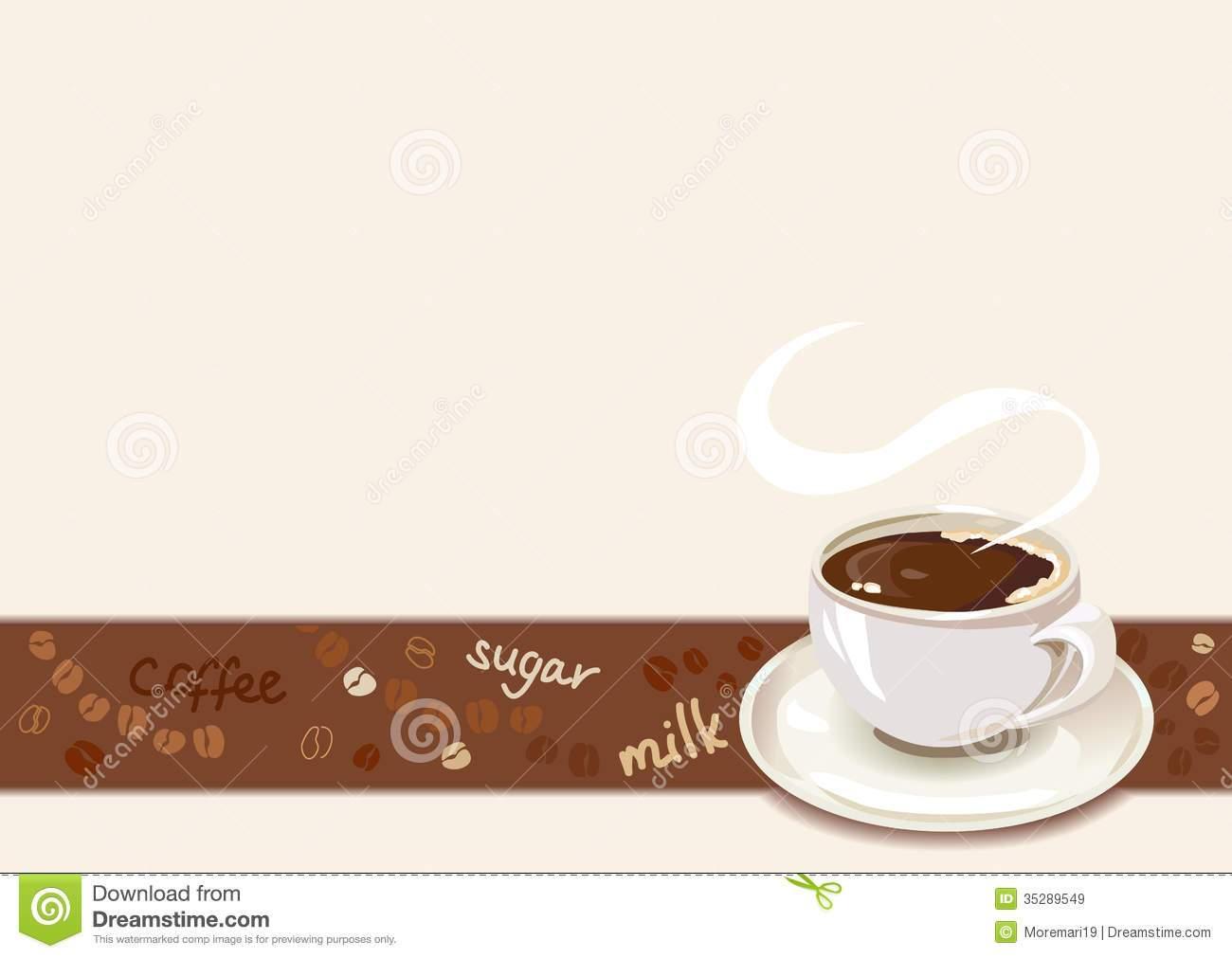 Coffee border clipart 4 » Clipart Portal.