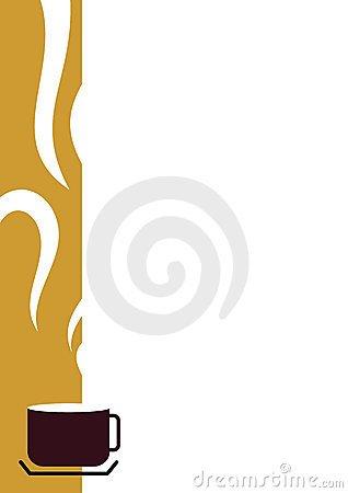 Coffee border clipart » Clipart Portal.