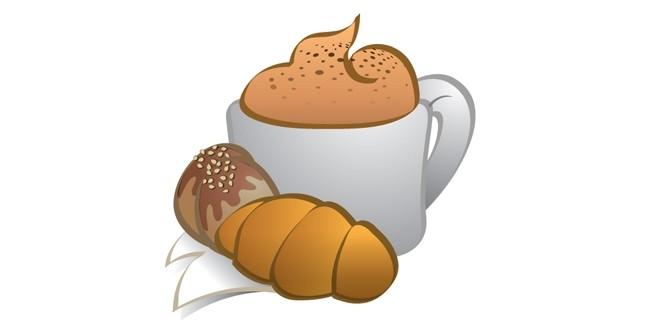 Coffee Break Clipart.