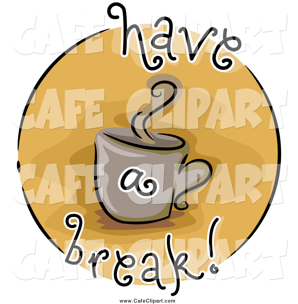 Royalty Free Coffee Break Stock Cafe Designs.