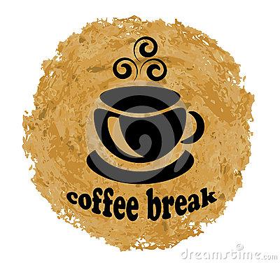 Free clipart coffee break.