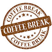 Free clipart coffee break.