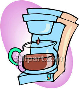 Coffee brewing clipart #12
