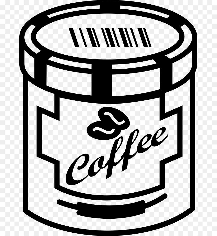 Black Coffee clipart.
