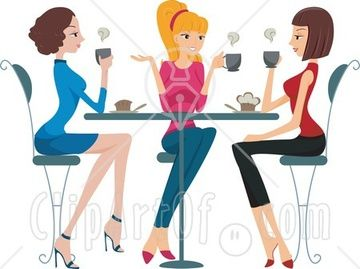 Coffee & Chit Chat is the best...