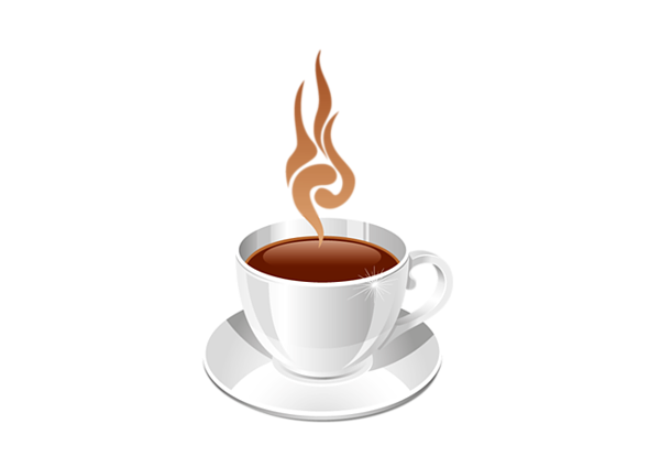 Coffee clipart transparent background 2 » Clipart Station.