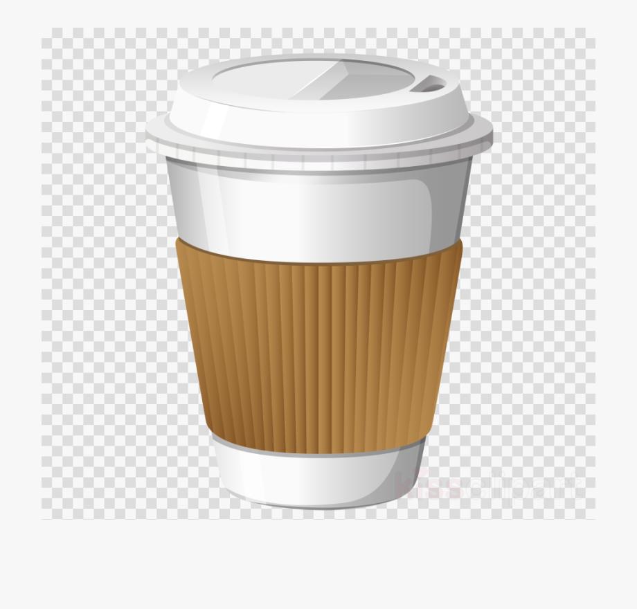 Latte Clipart Transparent Background.