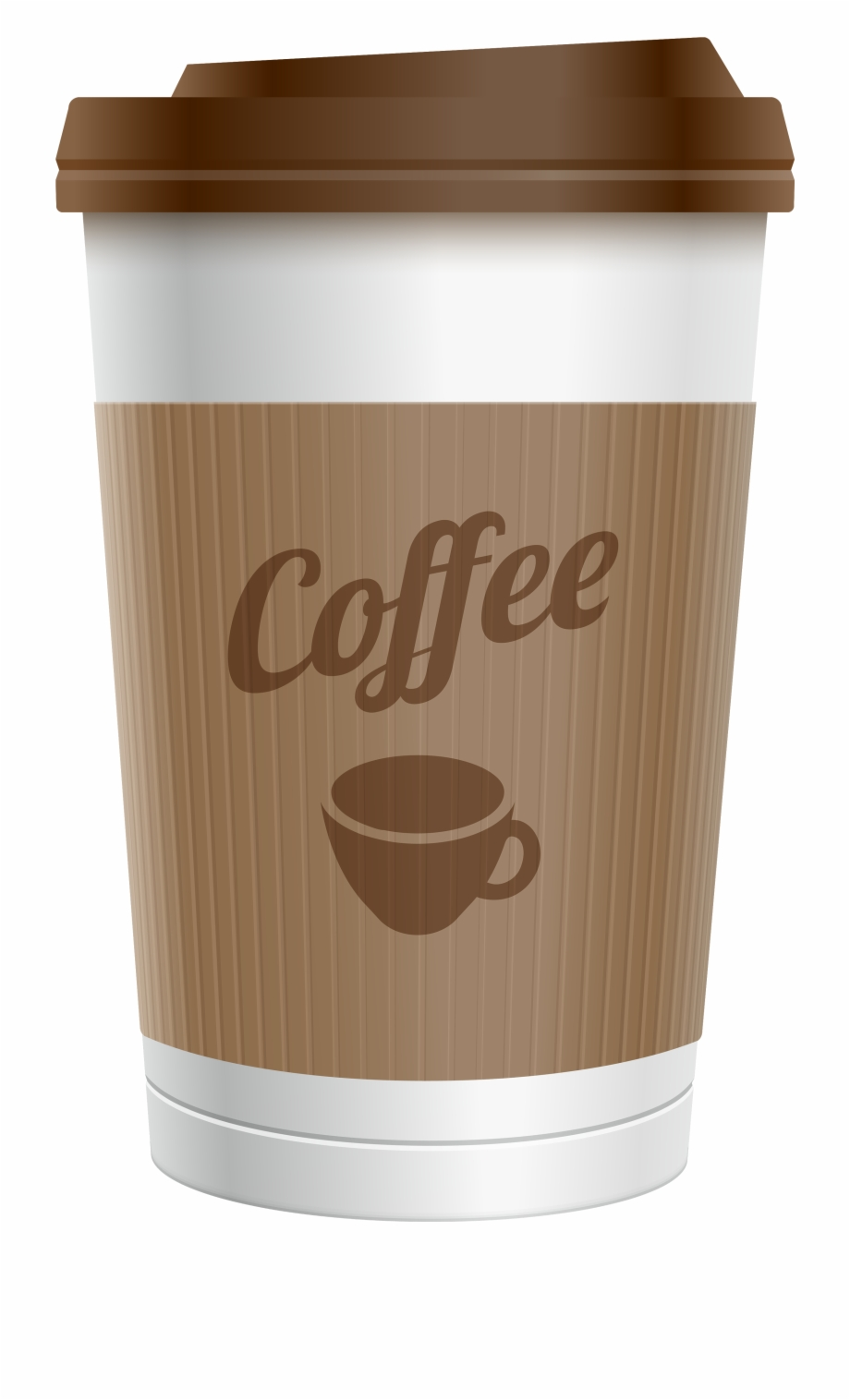 Coffee Clipart Plastic Cup Pencil And In Color Coffee.