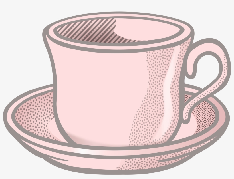 Teacup Saucer Coffee Cup.