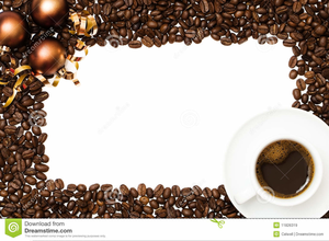 Coffee Cup Clipart Border.