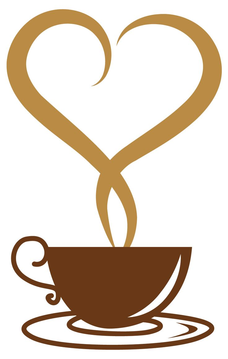 Free Clipart Coffee Cup Steaming.