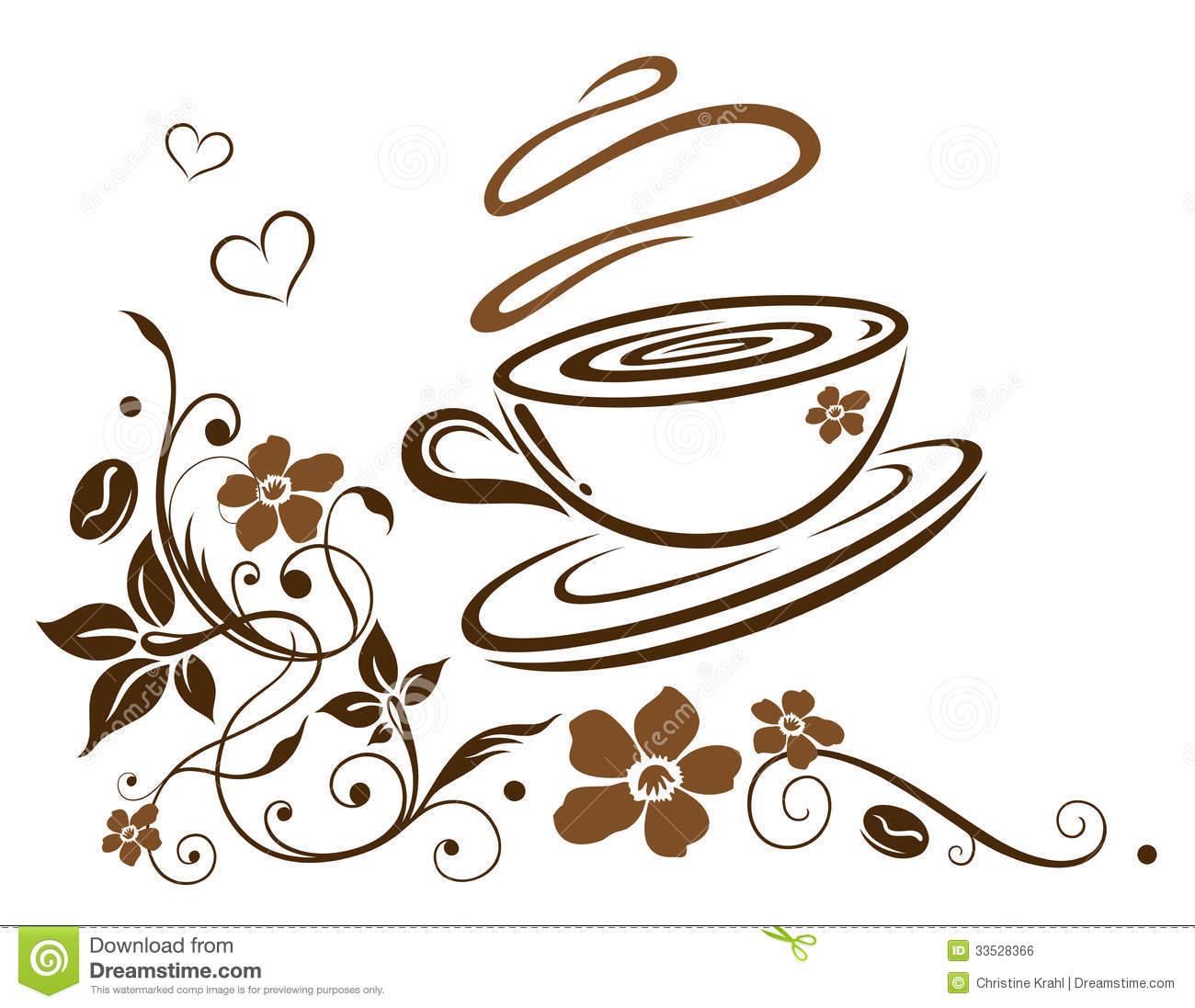 Free download Coffee Cup Border Clip Art Foto Artis.