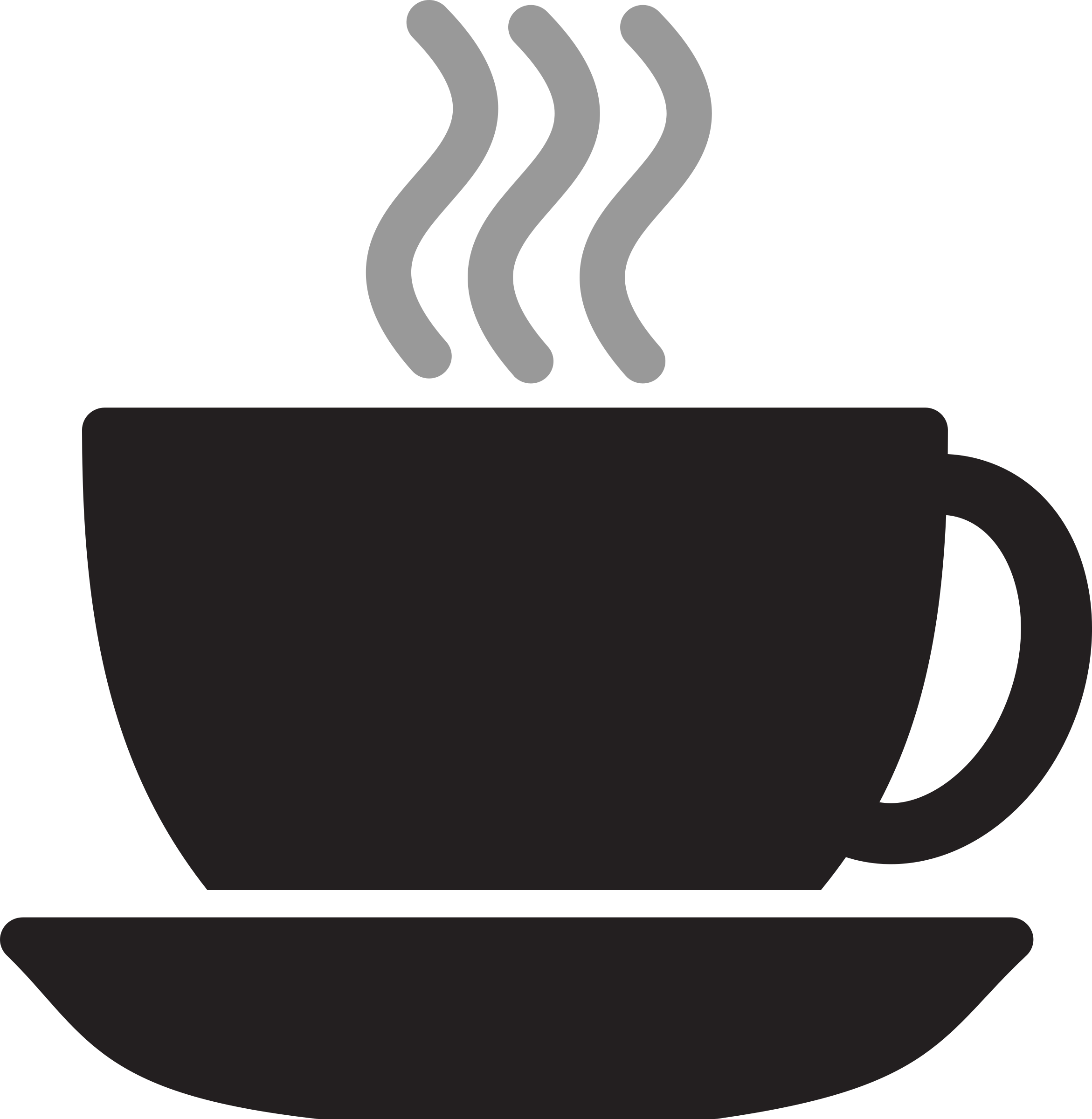 Clipart Kitchen Icon Coffee Cup.