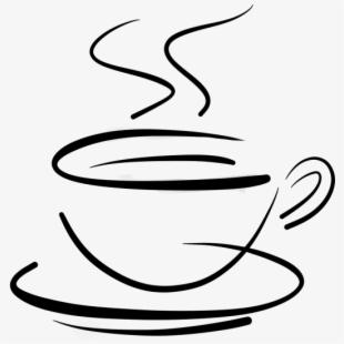 Black Clipart Coffee.