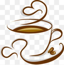 Vector Cup Of Coffee, Coffee Vector, Cof #47867.