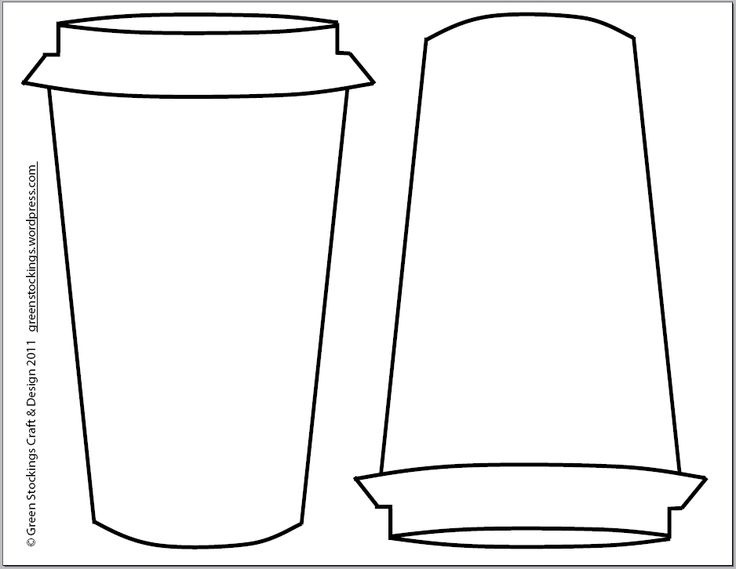 coffee cup outline clipart clipground. Black Bedroom Furniture Sets. Home Design Ideas