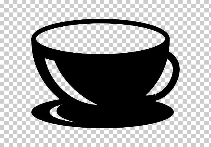 Teacup Coffee Silhouette PNG, Clipart, Black And White, Coffee.