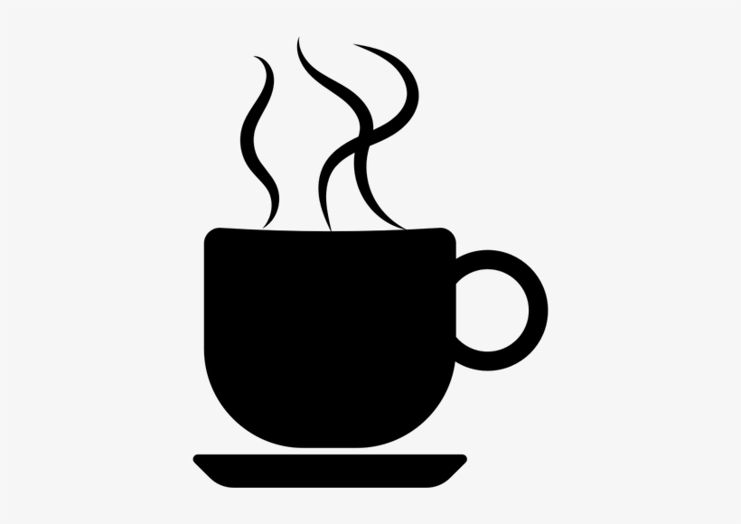 Coffee Cup Silhouette PNG & Download Transparent Coffee Cup.