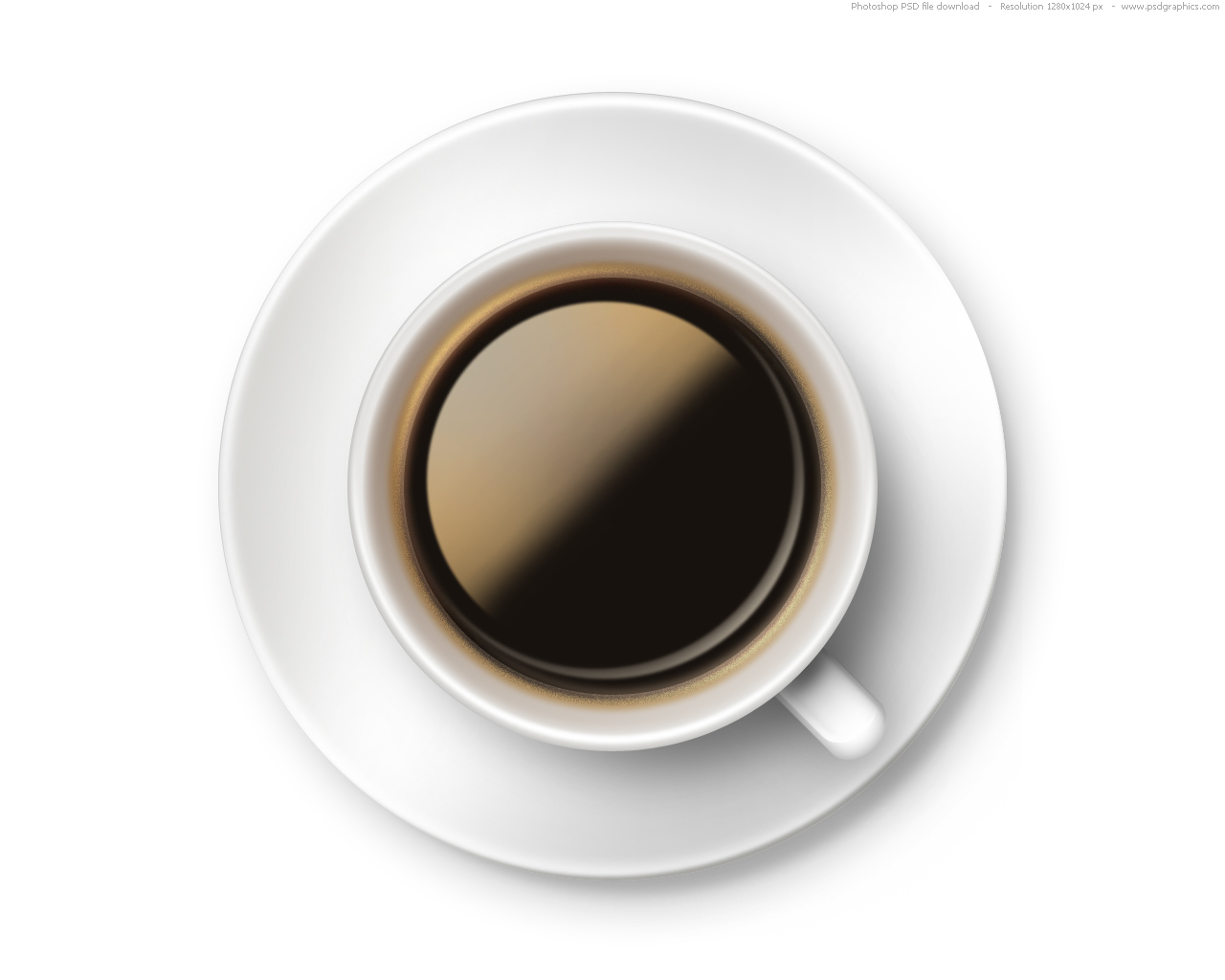 Free Coffee Cup Top View Png, Download Free Clip Art, Free.