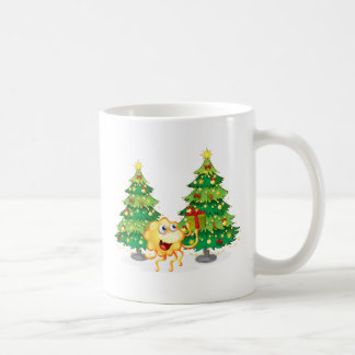 coffee cup tree clipart #5
