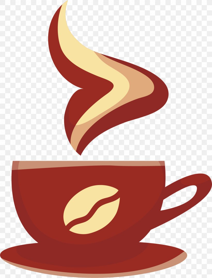 Coffee Cup Cafe Clip Art, PNG, 1458x1911px, Watercolor.