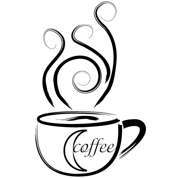 Free Coffee Cup Vector.
